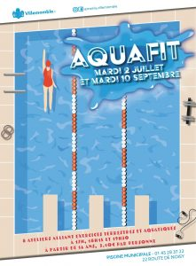 Aquafit @ Piscine Municipale