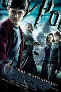 Cinéma - Harry Potter et le Prince de sang-mêlé @ Théâtre Georges Brassens