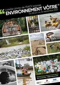 "Expo photo ""Environnement Vôtre"" @ Médiathèque Robert Calméjane"
