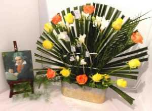 Concours d'art floral de la SHVE @ Château Seigneurial