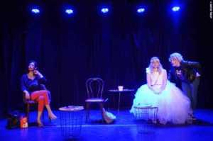 """Théâtre """"Et elles vécurent heureuses"""" @ Théâtre Georges Brassens"""