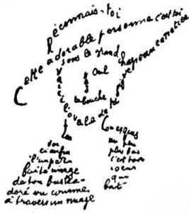 Petit salon du mardi - calligramme @ Médiathèque Robert Calméjane