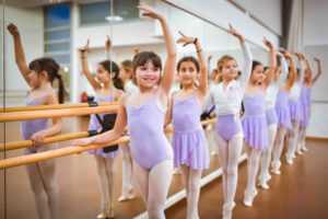 Représentations de danse classique @ conservatoire Maurice Ravel